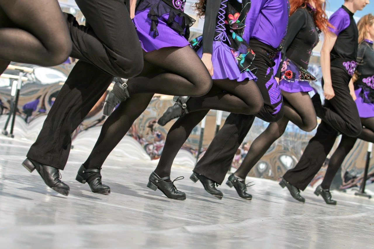 Beispielfoto Irish Dance